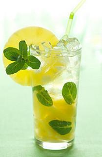 Мартини с ананасовым соком