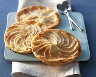 Мини яблочный пирог