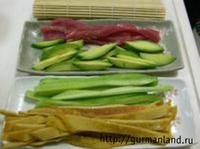 Маки суши