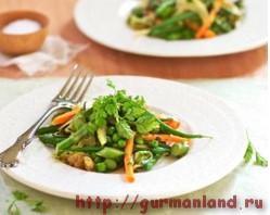Вкусное овощное рагу