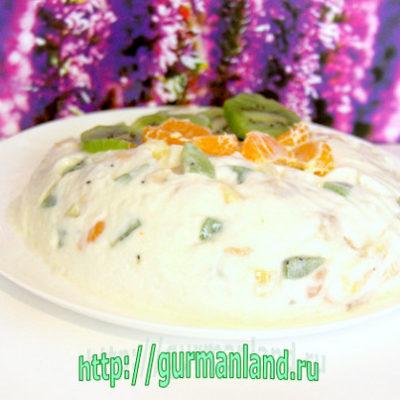 fruktovo-yogurtovyiy-tort